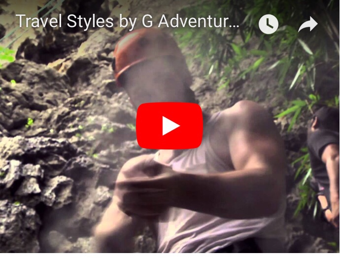 Active Adventures with G Adventures