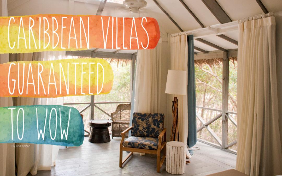 Caribbean Villas  Guaranteed To Wow